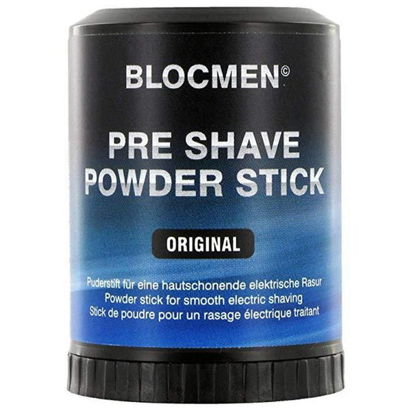 BLOCMEN Pre Shave Powder Stick Original