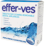 TOC Effer-ves Cleaning Tablets - 32 Tabs - Nieboo