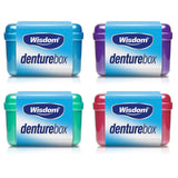 Wisdom Denture Box Storage Container - Colors May Vary - Nieboo