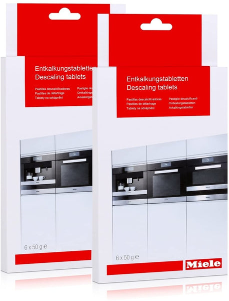 Miele Descaling Tablets 6x50g