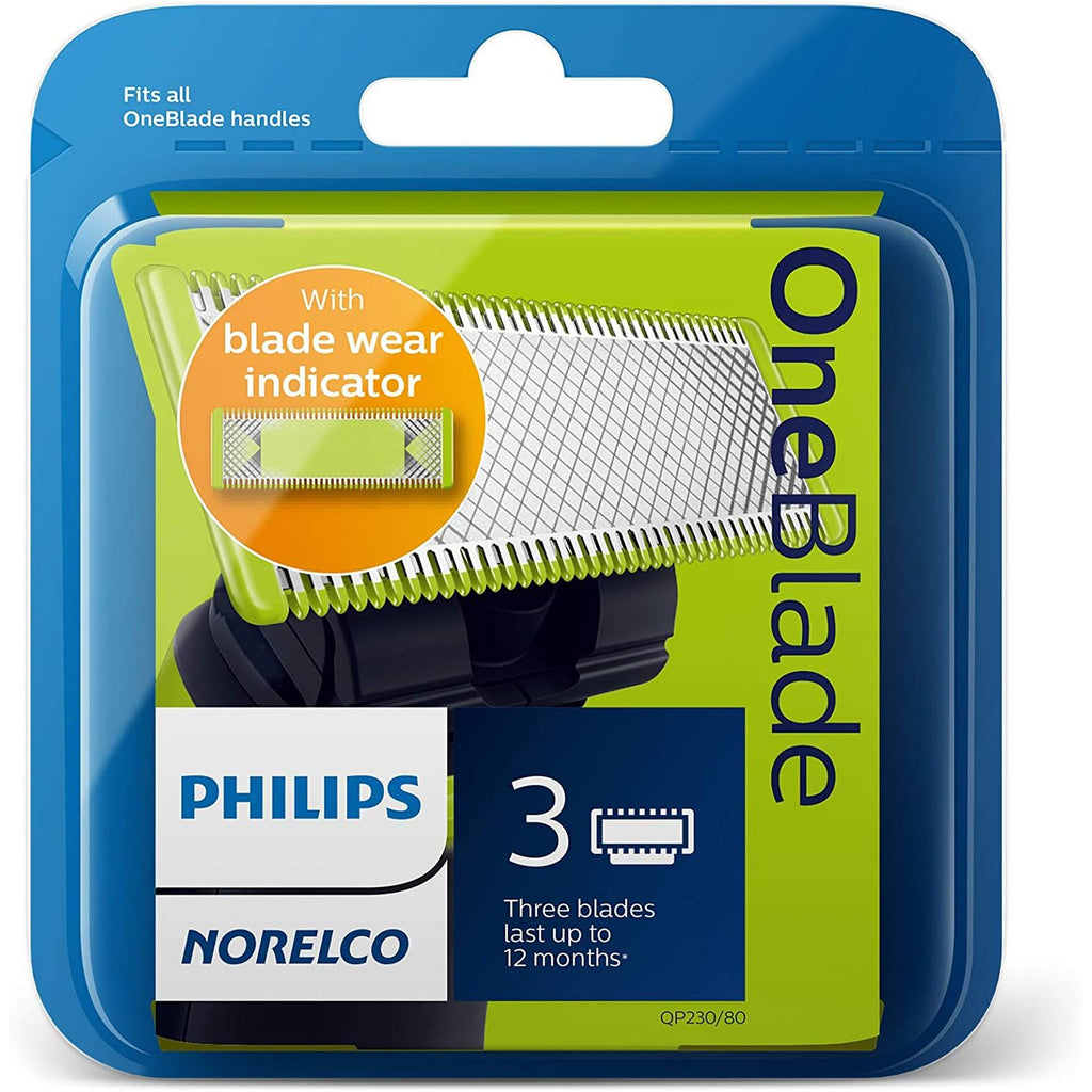 Philips QP230/50 OneBlade 3 Pack Replaceable Blade