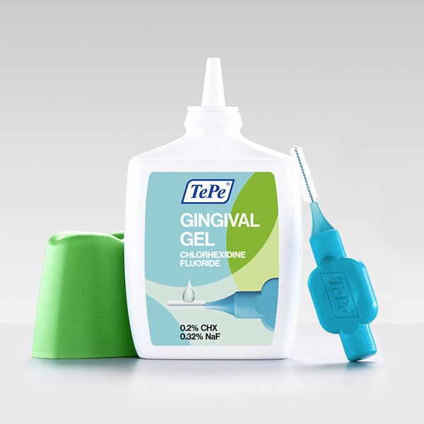 TePe Gingival Gel with Chlorhexidine and Fluoride - Nieboo