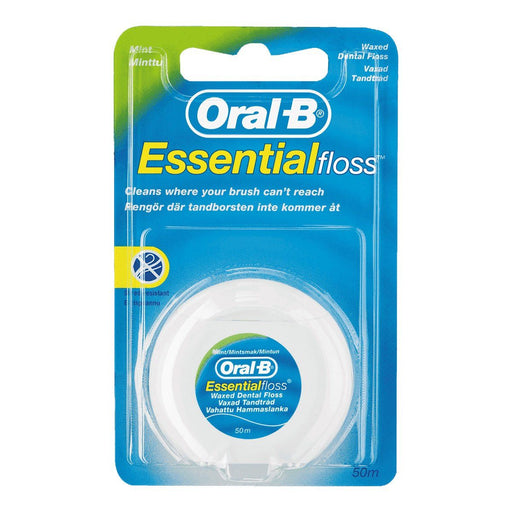 Oral-B Essential Mint Floss - Nieboo