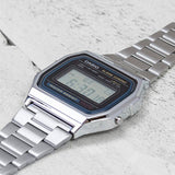 Casio Collection Classic Digital Watch Tray A158WA-1DF