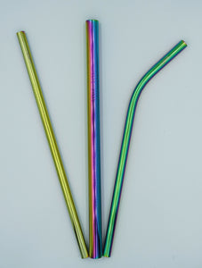 Rainbow Straw Set