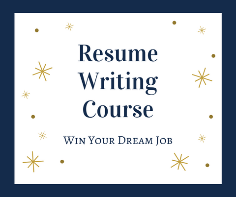 Resume Writing Course + 45 Templates