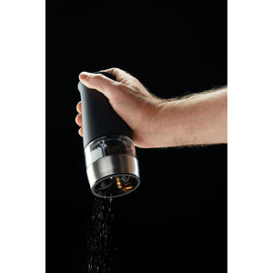 MasterClass Electric Dual Salt & Pepper Mill