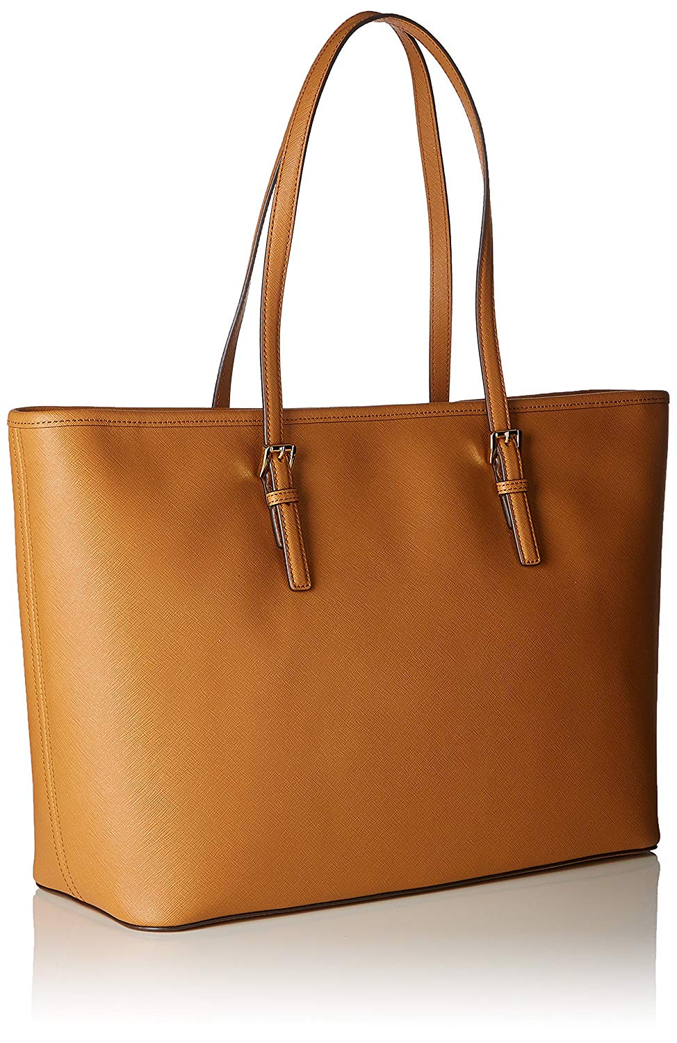 2b306acc6146 ... Michael Kors Womens Jet Set Travel Tote, Brown (Acorn) - miomeraki-app  ...