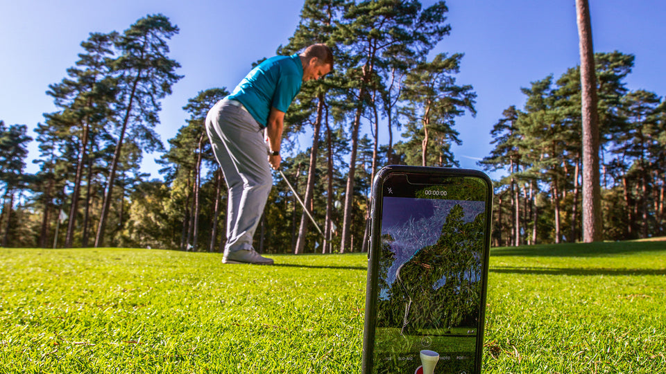 Learn golf online instead?