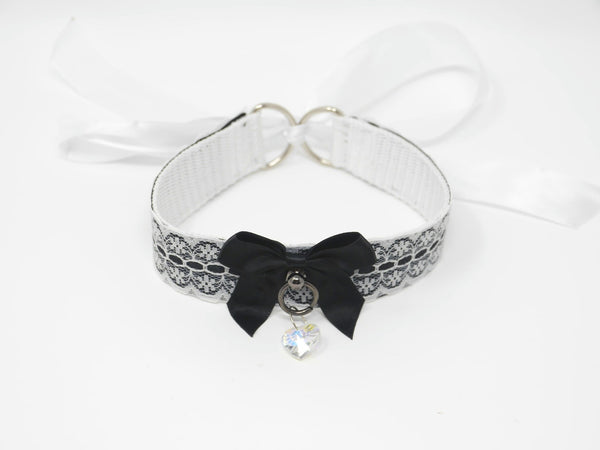 French Maid Lace Collar