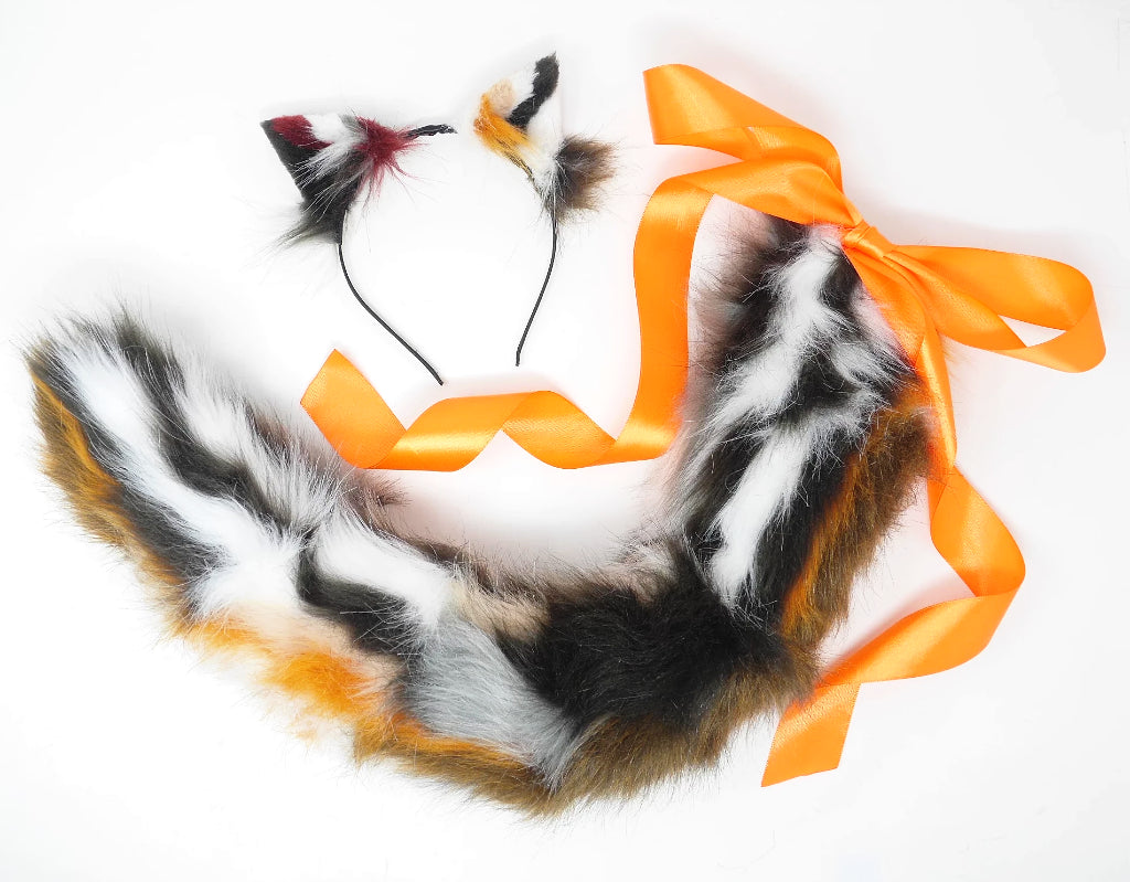 Calico Kitten Play Set