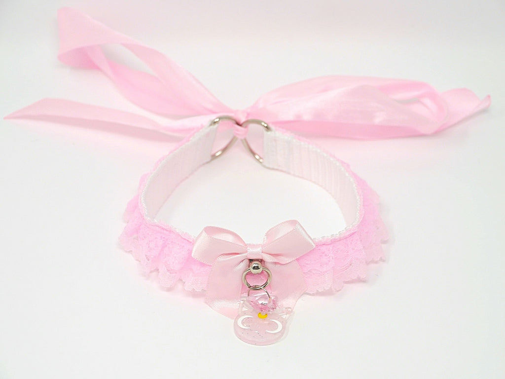 Pink Sailor Moon Collar