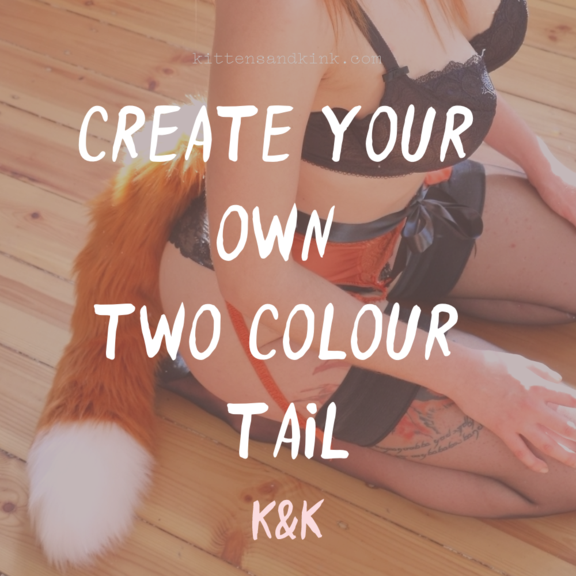 Create Your Own Tail - Tipped/Two Colours