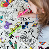 Colour Me In Play Mat
