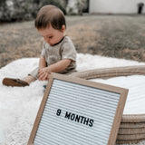 Letter Board Set | White