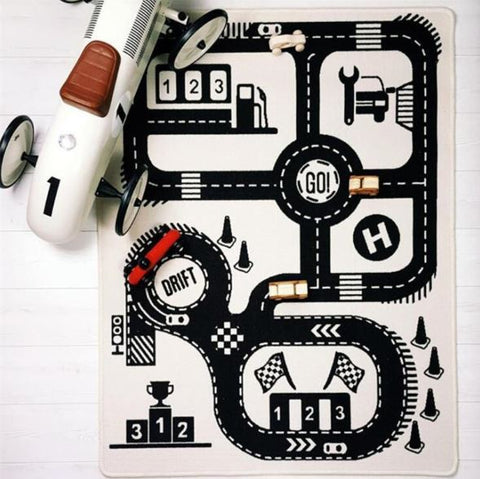 Racing Play Mat