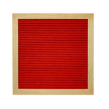 Letter Board Set | Red