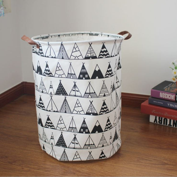 Teepee Storage Basket