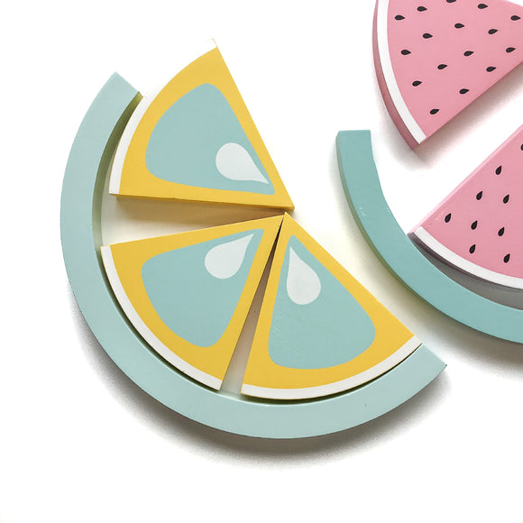 Watermelon Wooden Toy