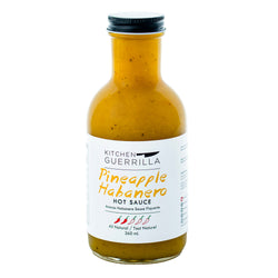 Pineapple Habanero Hot Sauce