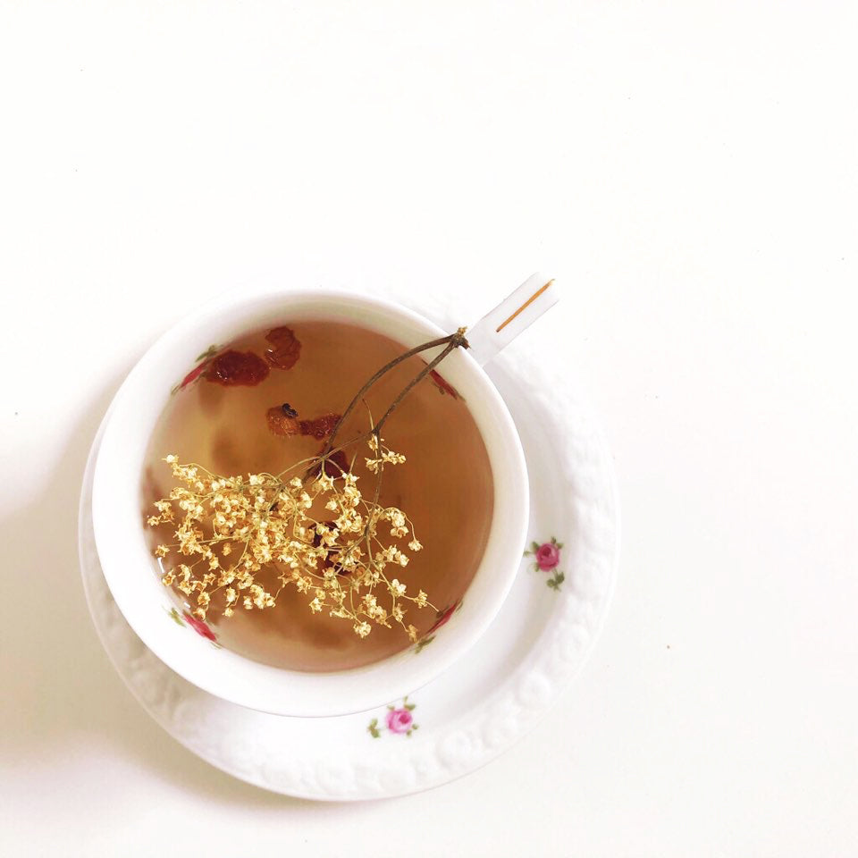White Tea Against Stress!