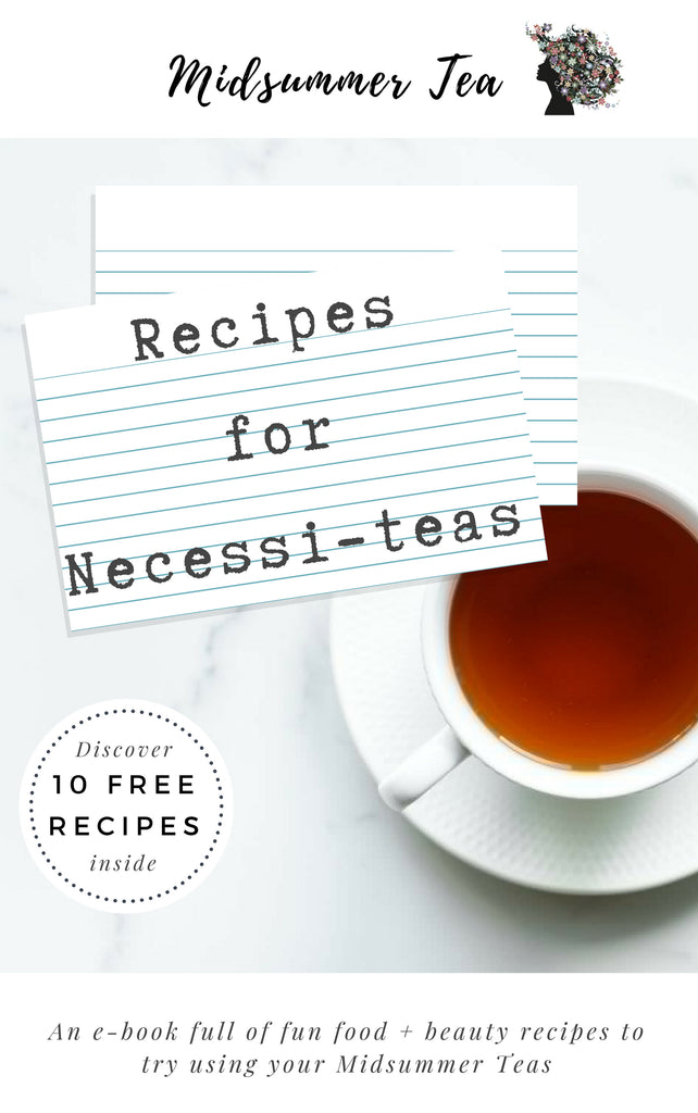 Recipe E-Book NOW AVAILABLE