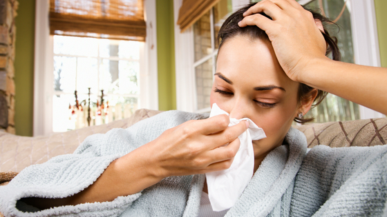 5 Reasons Why we get Sick When the Seasons change?
