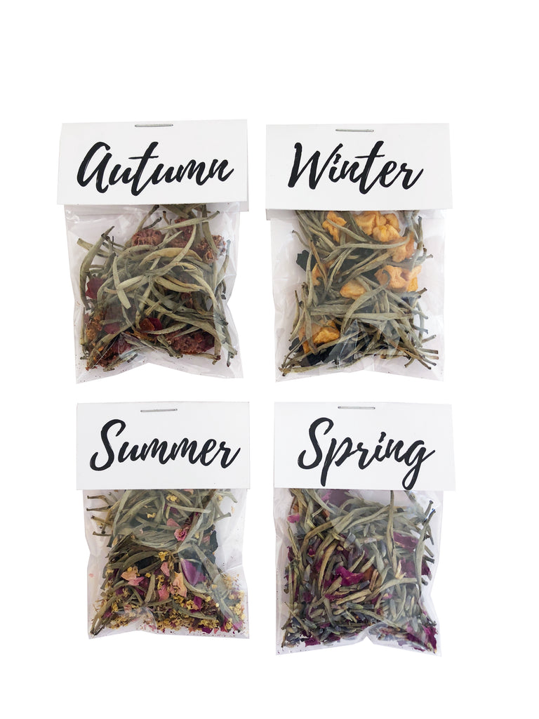 Wellness Tea Sample Pack