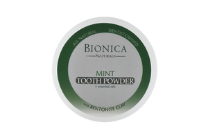 Mineralizing Tooth Powder - Mint