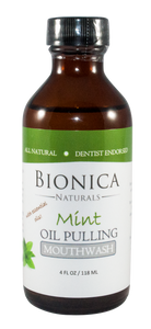 MCT Oil Pulling Agent - Mint