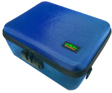 Load image into Gallery viewer, Flower Stash Box  Sport Version with Carrying Strap - (Blue)