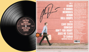 Traveling John (LP) Signed