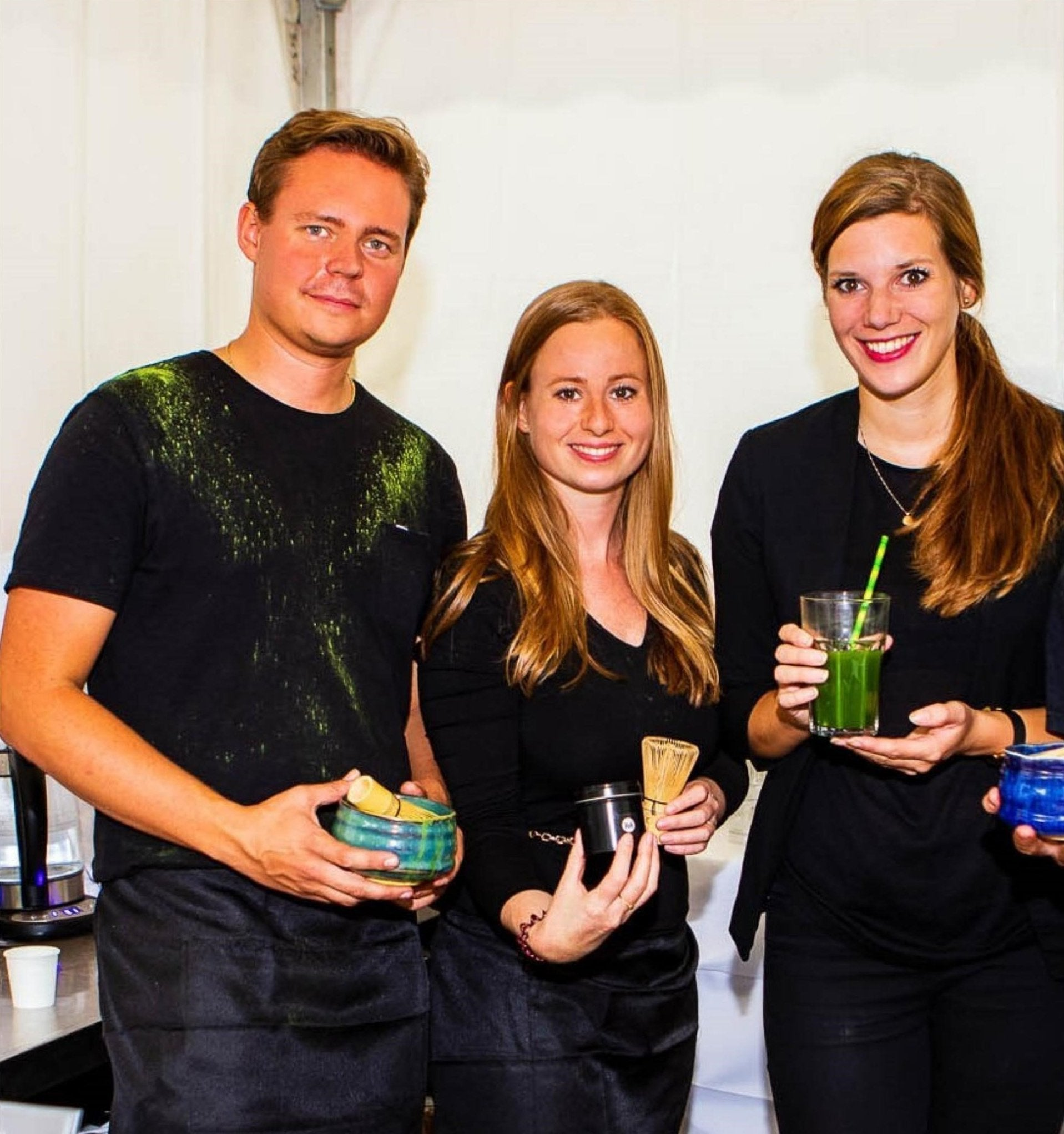 Mindful Matcha Team - © Mindful Matcha