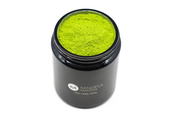 Mindful Matcha 100 Gramm Inhalt