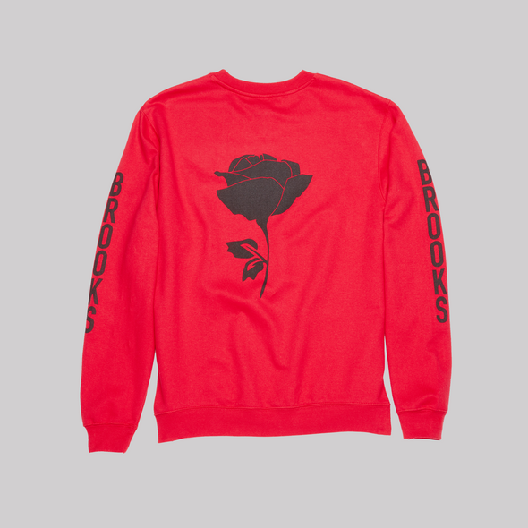 Kissed by a Rose Crewneck