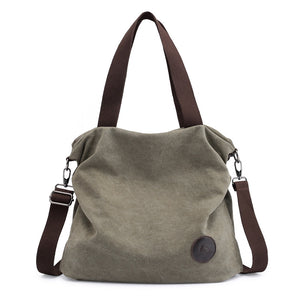 Casual Faux Leather Tote Bag