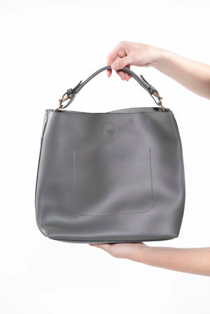 Luxury Hobo Tote Handbag