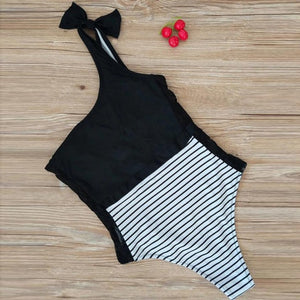 Ivory One Piece Swimsuit