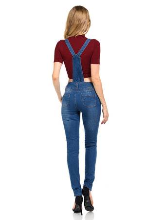 M.Michel Denim Jumpsuit