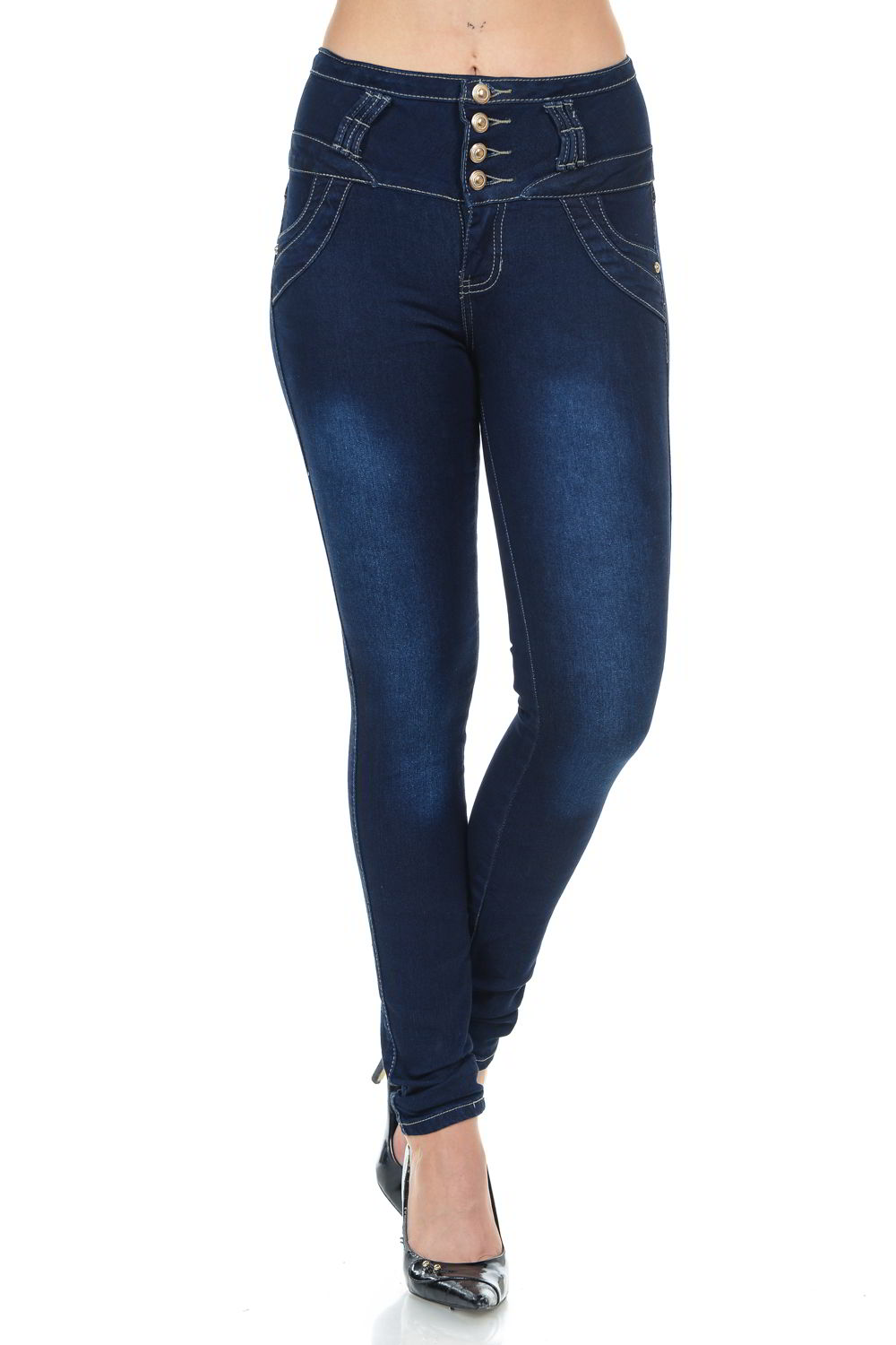 Levanta Cola Push-Up Jeans