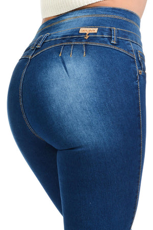 Colombian Push Up Jeans