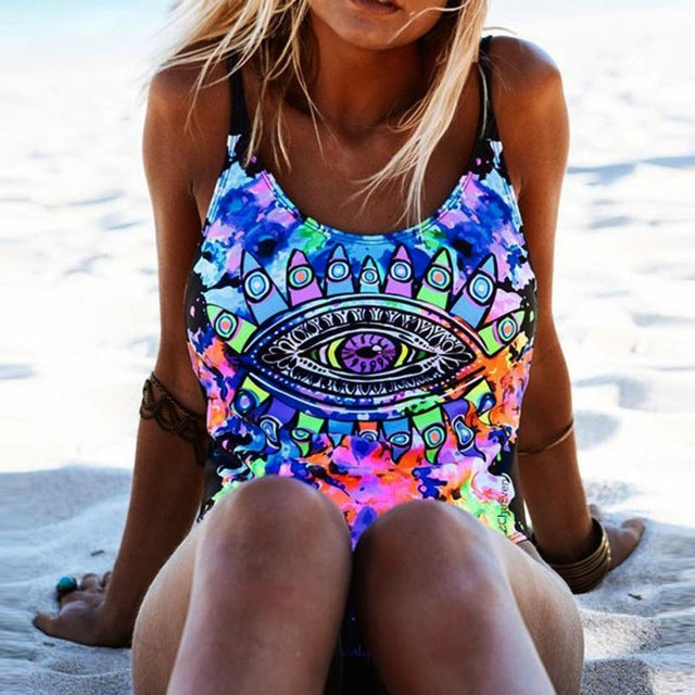 Brinley One Piece Swimsuit