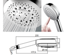 Classic Hand Shower (110mm) Single Spray