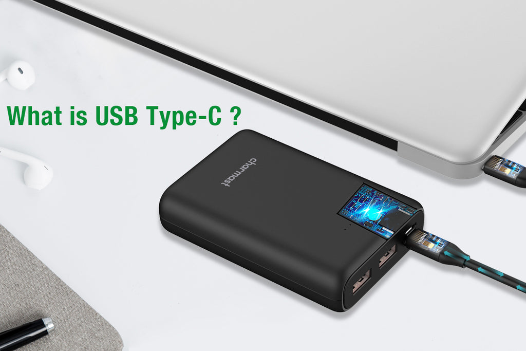 What is USB Type-C ?