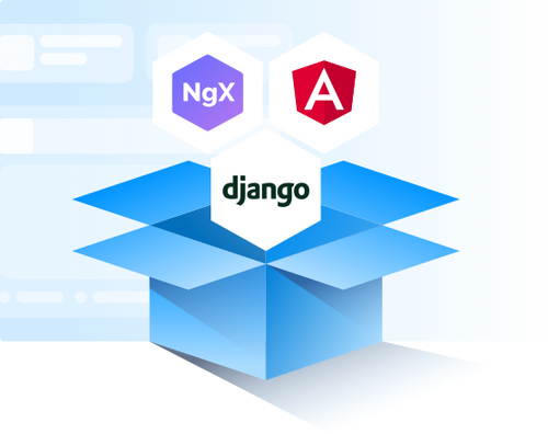 Django Full Bundle / IoT theme
