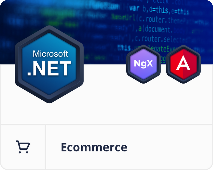 Angular .NET E-Commerce Dashboard