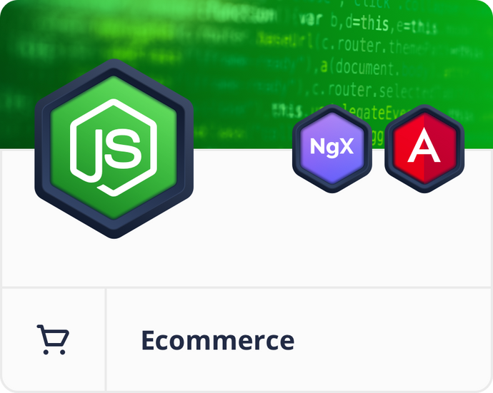 Angular Node.js MongoDB E-Commerce Dashboard