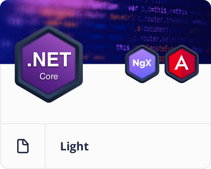 .NET Core Light Bundle