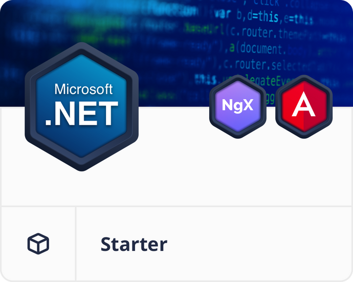 .NET Starter Bundle