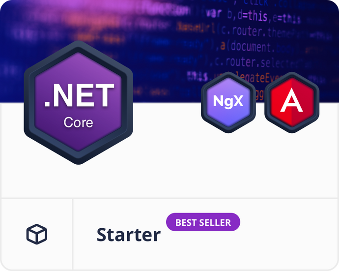 Angular .NET Core Starter